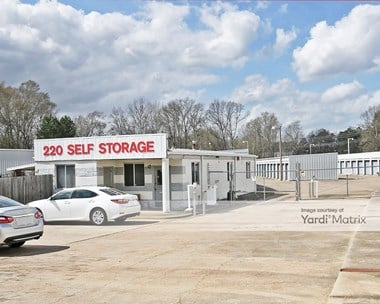 Image for 220 Self Storage - 6500 Cole Road, MS