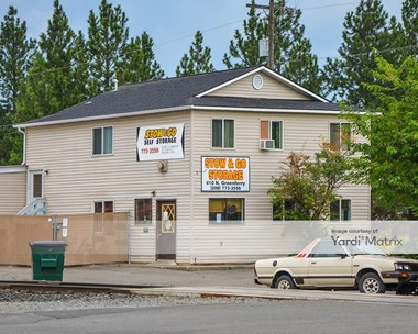 Image for Stow & Go Self Storage - 410 North Greensferry Road, ID