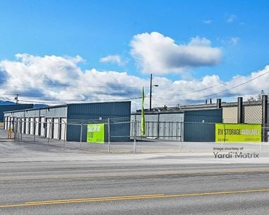 Storage Units for Rent available at 16104 East Sprague, Spokane Valley, WA 99037