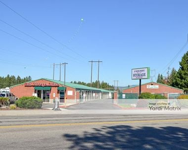 Storage Units for Rent available at 10411 North Nevada Street, Spokane, WA 99218