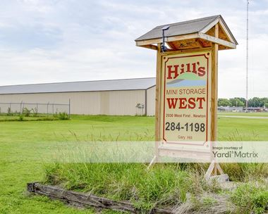 Storage Units for Rent available at 2030 West 1st Street, Newton, KS 67114