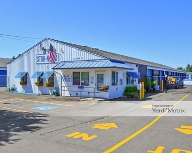 Storage Units for Rent available at 475 River Avenue, Eugene, OR 97404