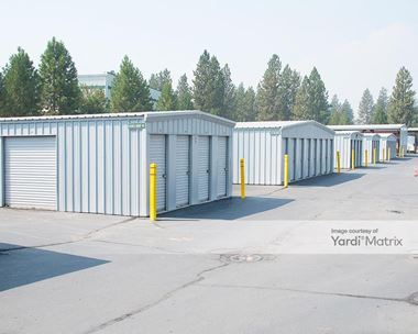 Storage Units for Rent available at 317 SW Columbia Street, Bend, OR 97702