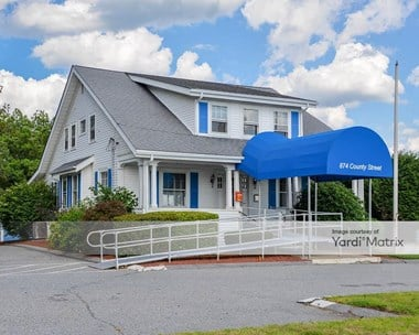 Storage Units for Rent available at 874 County Street, Taunton, MA 02780 Photo Gallery 1