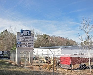Storage Units for Rent available at 103 Hillview Circle, Anderson, SC 29621 Photo Gallery 1