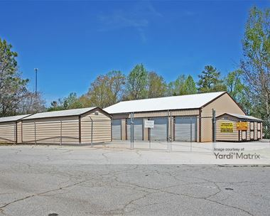 Storage Units for Rent available at 923 Anderson Drive, Liberty, SC 29657 Photo Gallery 1