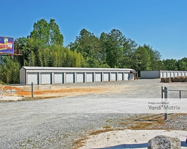 Storage Units for Rent available at 1509 Gentry Memorial Hwy, Easley, SC 29640 Photo Gallery 1