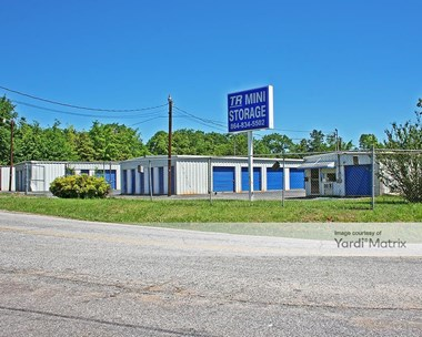 Storage Units for Rent available at 220 Henderson Drive, Travelers Rest, SC 29690 Photo Gallery 1