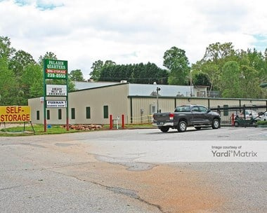 Storage Units for Rent available at 2717 Poinsett Hwy, Greenville, SC 29609 Photo Gallery 1