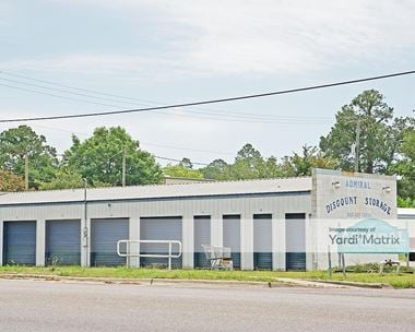 Storage Units for Rent available at 8121 Lillian Hwy, Pensacola, FL 32506