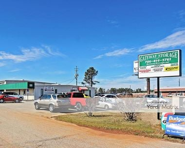Storage Units for Rent available at 475 Lewiston Road, Grovetown, GA 30813 Photo Gallery 1