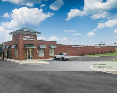Image for Breezy Hill Self Storage - 200 Bettis Academy Road, SC