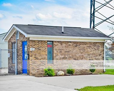 Storage Units for Rent available at 325 Commerce Drive, Huntington, IN 46750