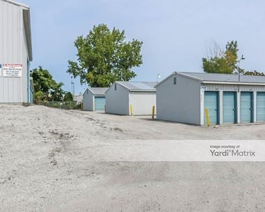 Storage Units for Rent available at 2701 East Durbin Street, Warsaw, IN 46580