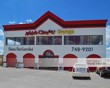 Storage Units for Rent available at 9602 University Avenue, Lubbock, TX 79423
