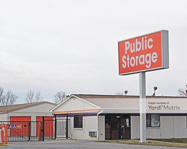 Image for Public Storage - 8651 East Washington Street, IN