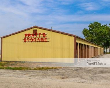 Storage Units for Rent available at 415 Coombs Street, Lebanon, IN 46052