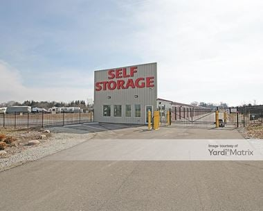 Storage Units for Rent available at 6237 West US 40, Greenfield, IN 46140