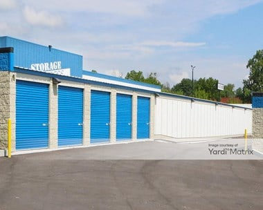 Storage Units for Rent available at 606 West Gourley Pike, Bloomington, IN 47404 Photo Gallery 1
