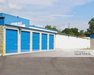 Storage Units for Rent available at 606 West Gourley Pike, Bloomington, IN 47404