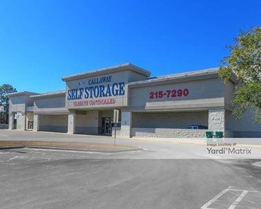 Storage Units for Rent available at 315 North Tyndall Pkwy, Panama City, FL 32404