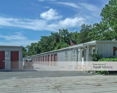 Storage Units for Rent available at 7221 Laird Street, Panama City Beach, FL 32408