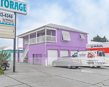 Storage Units for Rent available at 13911 Panama City Beach Pkwy, Panama City Beach, FL 32407 Photo Gallery 1