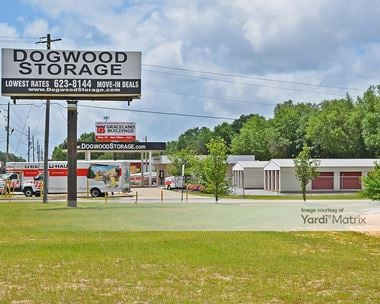 Storage Units for Rent available at 6075 Dogwood Drive, Milton, FL 32570