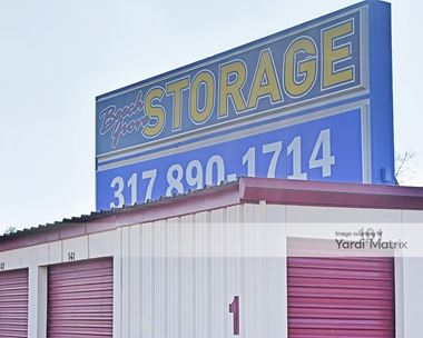 Storage Units for Rent available at 4820 South Emerson Avenue, Indianapolis, IN 46203
