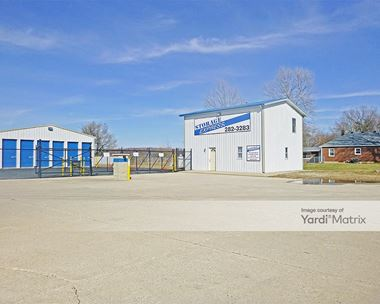 Storage Units for Rent available at 4440 East Centennial Avenue, Muncie, IN 47303