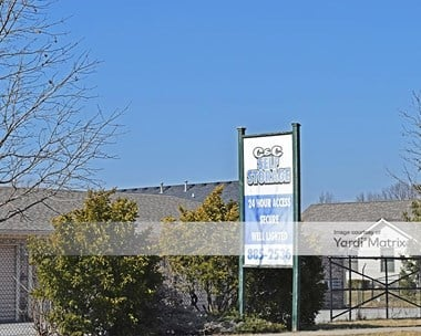 Image for C & C Self Storage - 600 North Meridian Street, IN