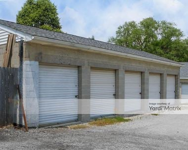 Storage Units for Rent available at 201 East Water Street, Pendleton, IN 46064
