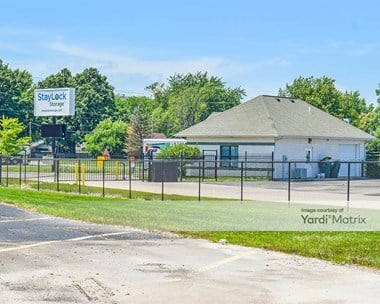 Storage Units for Rent available at 5500 North Wheeling Avenue, Muncie, IN 47304 Photo Gallery 1