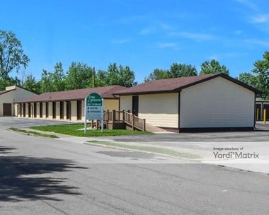 Storage Units for Rent available at 1901 Lafayette Street, Anderson, IN 46012 Photo Gallery 1