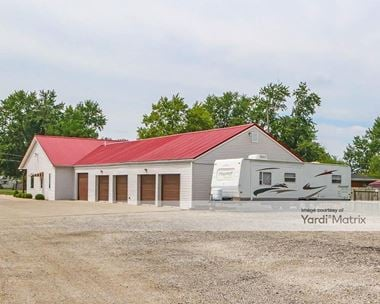 Storage Units for Rent available at 1315 Lafayette Avenue, Lebanon, IN 46052