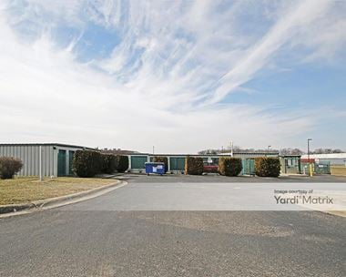 Storage Units for Rent available at 1794 Fields Blvd, Greenfield, IN 46140