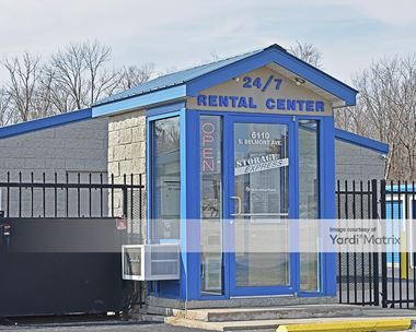 Image for Storage Express - 6110 South Belmont Avenue, IN