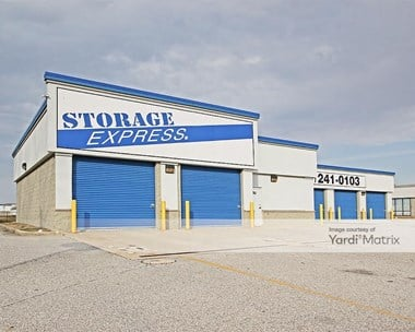 Storage Units for Rent available at 2950 South Lynhurst Drive, Indianapolis, IN 46241 Photo Gallery 1