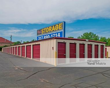 Storage Units for Rent available at 4850 South Emerson Avenue, Indianapolis, IN 46219
