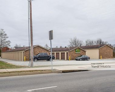Storage Units for Rent available at 1415 North 3rd Street, Bardstown, KY 40004
