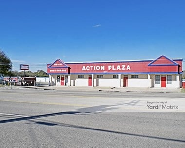 Image for A Action Mini - Storage - 1551 East Veterans Memorial Blvd, TX