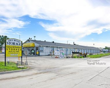 Storage Units for Rent available at 3172 South Dye Road, Flint, MI 48507