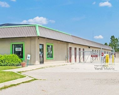 Storage Units for Rent available at G-3425 South Saginaw Street, Burton, MI 48529