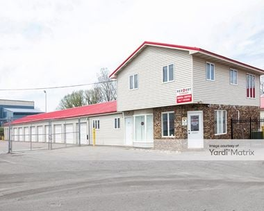 Storage Units for Rent available at 1290 West Dickman Road, Springfield, MI 49037