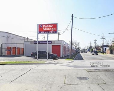 Storage Units for Rent available at 3900 Tchoupitoulas Street, New Orleans, LA 70115