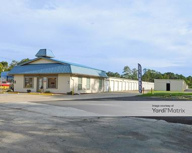 Storage Units for Rent available at 1709 Gause Blvd West, Slidell, LA 70460