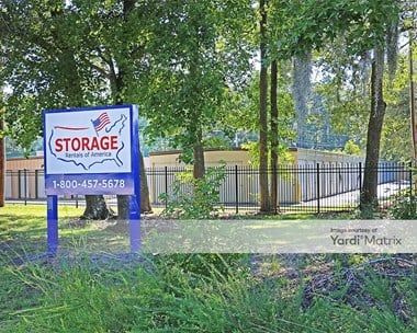 Image for Storage Rentals of America - 10 Self Storage Road, SC