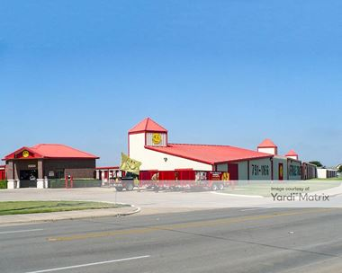 Storage Units for Rent available at 3110 Frankford Avenue, Lubbock, TX 79407