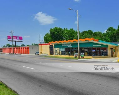 Storage Units for Rent available at 1802 6th Avenue SE, Decatur, AL 35601 Photo Gallery 1