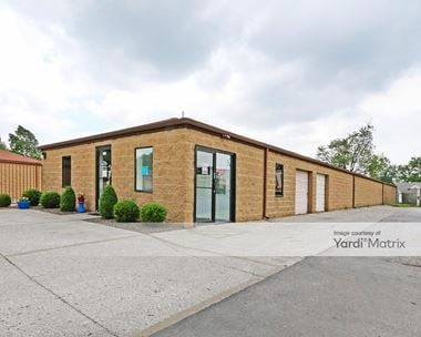 Storage Units for Rent available at 2638 Charlestown Road, New Albany, IN 47150